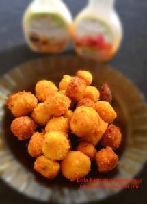 bola kentang keju mayo by dessy
