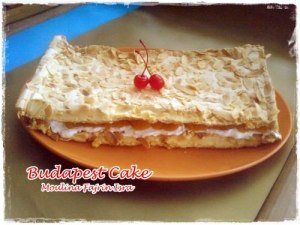 budapest cake by maulina