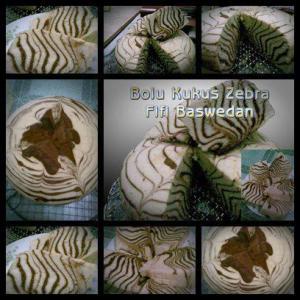 cake kukus lapis zebra