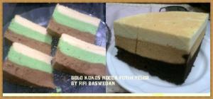 Cake Mocca Coklat Putel