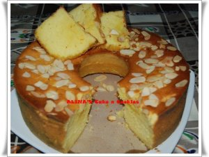cake tape almond