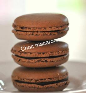 Choc Macaroon