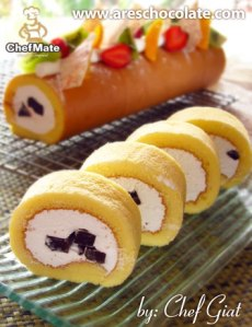 Chocolate Jelly Roll by ChefMate