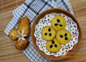 kue lumpur kentang by dessy melvinasari