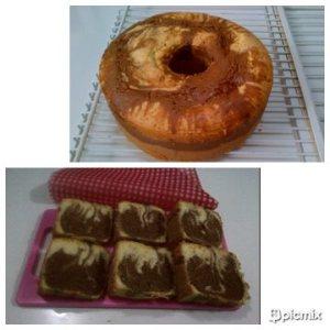 marmer cake jadul by Wiwiek Sulistyo