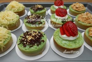 martabak mini pandan by dhani rs