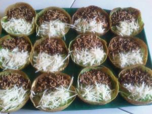 martabak pandan mini by Dewi May