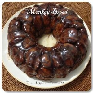 Monkey bread by Dwita