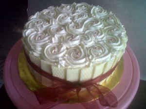Neopolitan cake by Benecdita Nanik