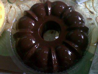 PUDING COKLAT by Sri Purwanti Dinda Cakes