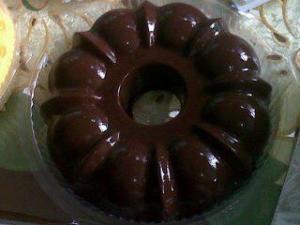 puding coklat by sri purwanti