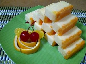 puding jeruk