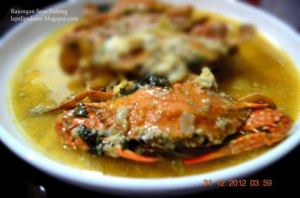 rajungan saus padang by dessy