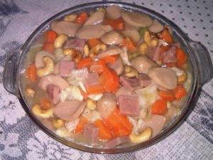 sosis cah kacang mede by Rini Arbys