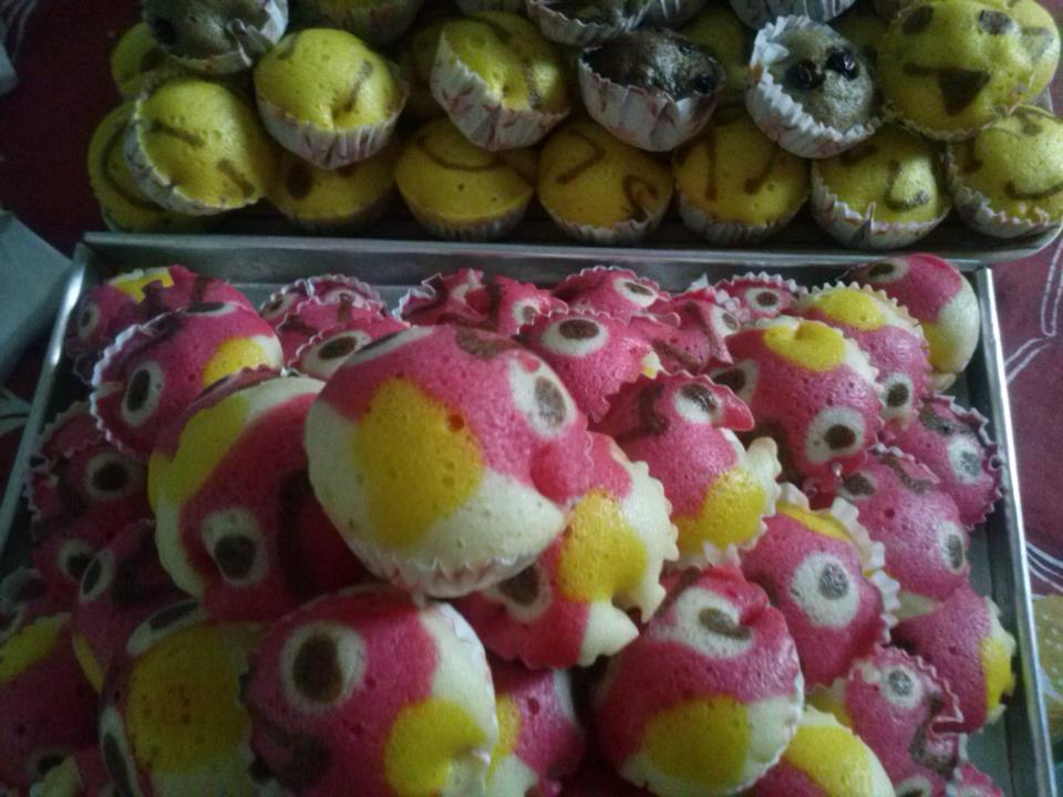 Apam Dot-Dot by Happy Herlinaningrum