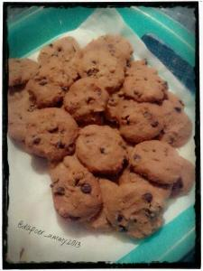 Chocolate Chips Cookies by Helda
