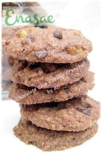 Famos Amos Cookies by Afi Dapur Junior