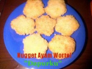 Nugget Ayam Wortel by Siti r Wiyoto