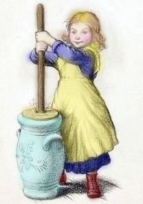 proses butter
