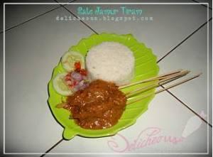 sate jamur tiram by Juwita Kasih