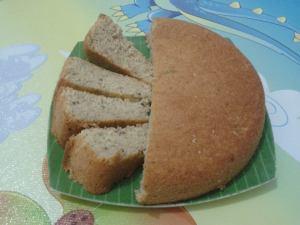 GLUTEN FREE BANANA CAKE by Tri Yunianti