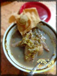 sup ayam kaldu by Lia Djoen