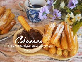 Churros by Veronica Dhani
