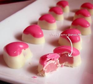 praline strawbery
