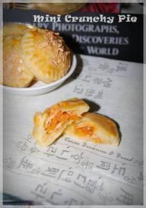 mini crunchy pie